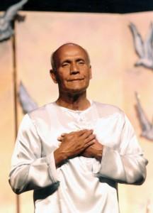 Sri Chinmoy szív-meditáció