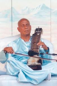 Sri Chinmoy - zene és meditáció